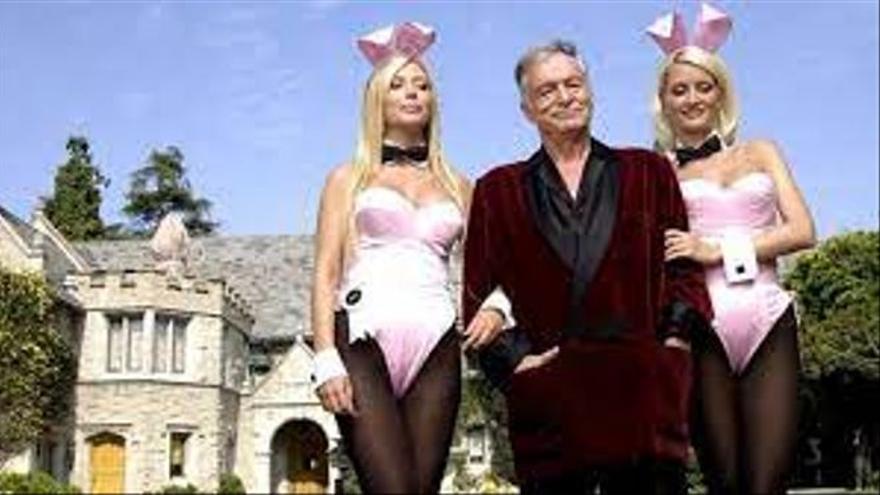 Los secretos de la mansión de Playboy salen a la luz
