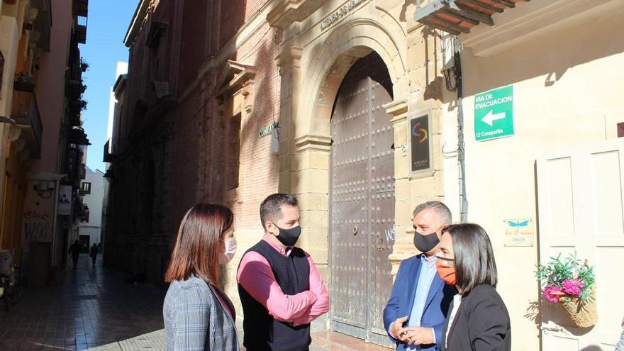 Ciudadanos reclamará a la Junta la apertura del 'Aula Picasso'