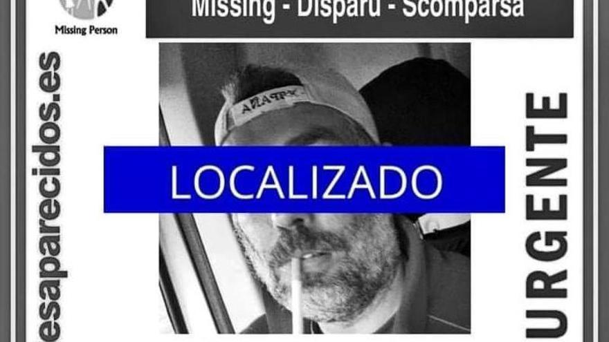 Localizado el hombre de 45 años que había desaparecido en Zaragoza