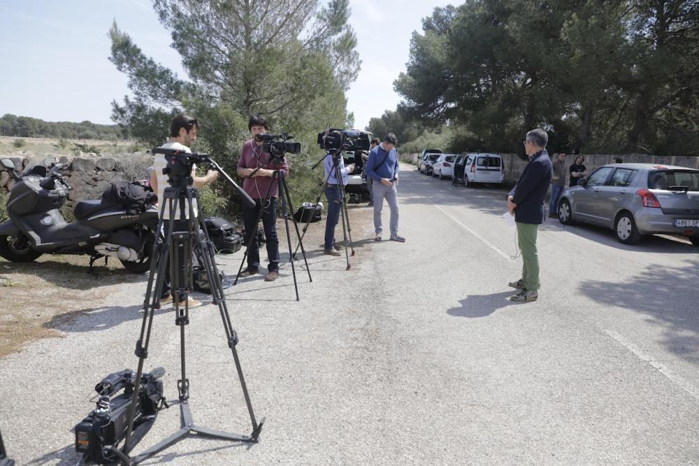 Una mujer mata a su bebé de 18 meses y después se suicida en Llucmajor