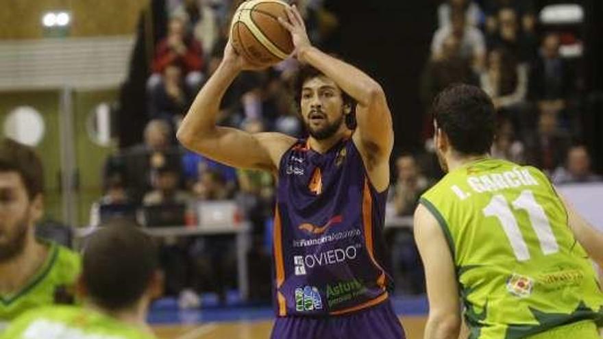 """Fernando Noval da el """"sí"""" al Gijón Basket y Álex Rubiera se acerca"""