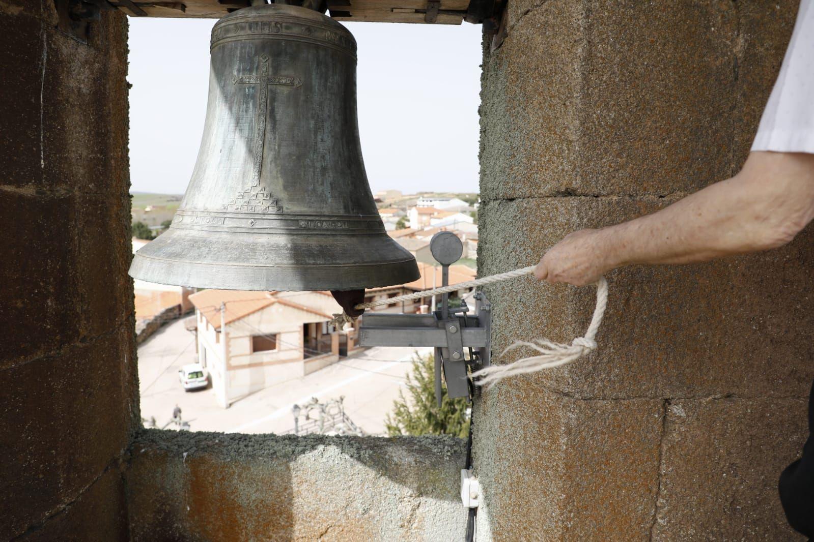 GALERÍA | Las campanas suenan en Zamora por la España Vacía