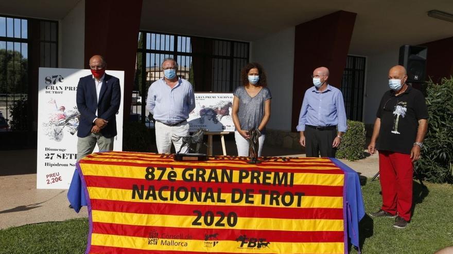 Son Pardo acoge este domingo la 87 edición del Gran Premio Nacional de Trote