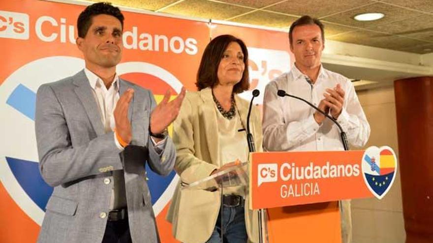"""Resultados elecciones en Galicia   Cristina Losada (C's): """"Es una decepción, pero no un fracaso"""""""