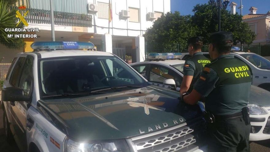 La Guàrdia Civil investiga el possible segrest d'un menor a Huelva