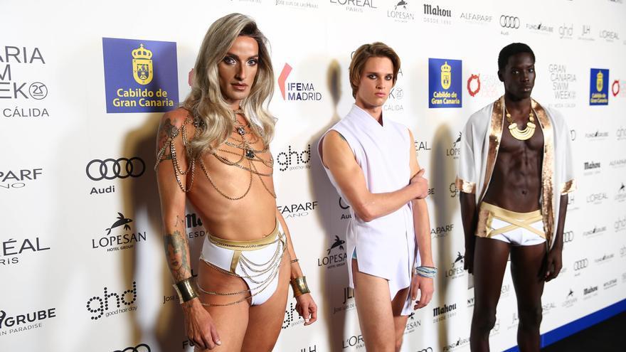 Los nuevos talentos de moda inauguran Gran Canaria Swim Week by Moda Cálida