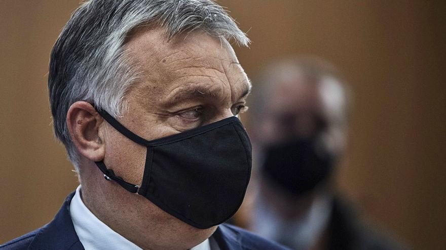La UE estudia sacar adelante el fondo de recuperación sin Hungría y Polonia