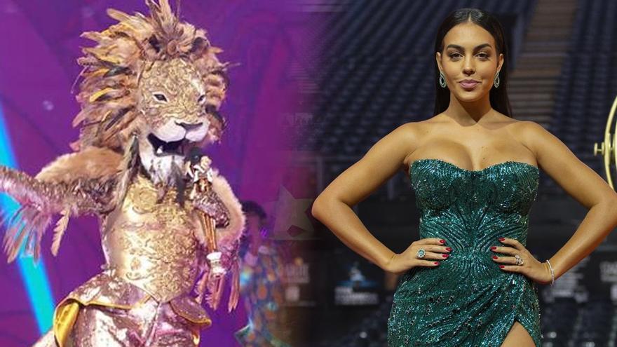 Sorpresa en la Starlite Gala: Georgina Rodríguez canta con Beret el tema que interpretó en 'Mask Singer'
