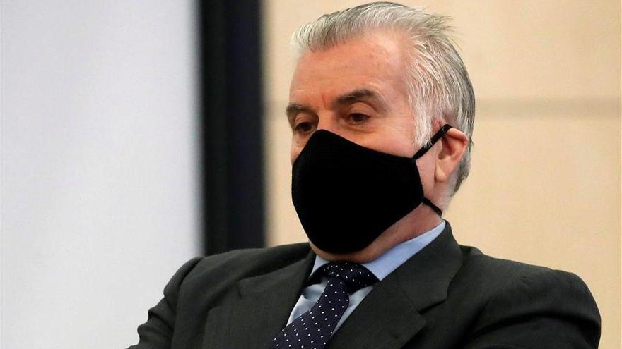 El tribunal de la caja b del PP rechaza un careo entre Bárcenas y Rajoy