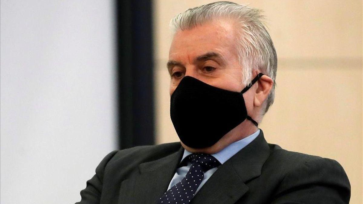 Bárcenas acusa al PP de Madrid de blanquear dinero de donativos