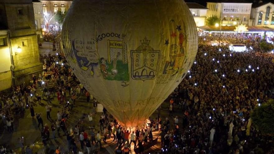 La TVG emite esta noche un especial sobre las fiestas de San Roque en Betanzos