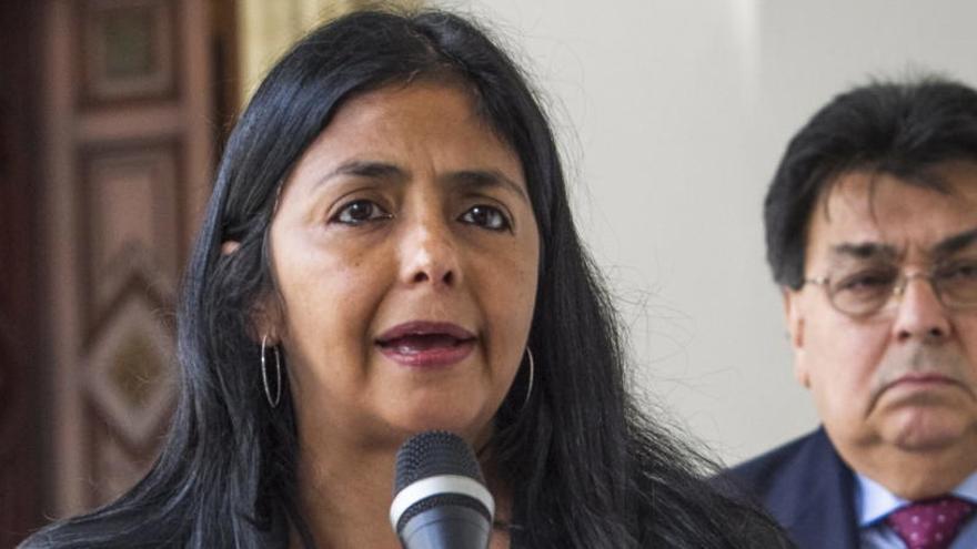 """Gobierno de Maduro: """"Esa comida es cancerígena"""""""