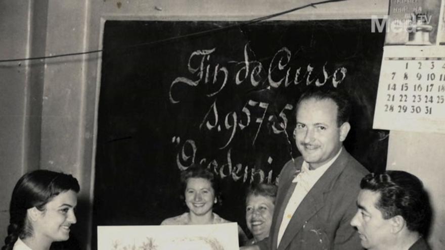 La caligrafía moderna nació en un pueblo de Castellón