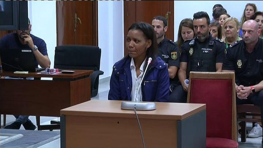 Ana Julia Quezada defensa que va matar Gabriel per «accident»