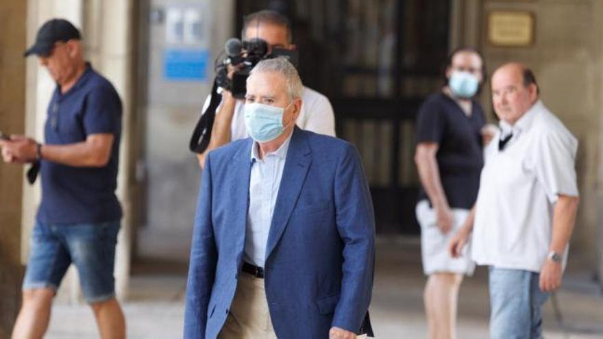 El tribunal acepta que Ortiz se retracte sobre el amaño del PGOU de Alicante