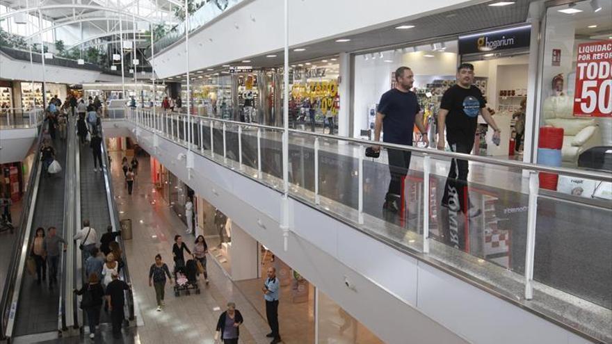 La planta alta del centro comercial El Arcángel será remodelada