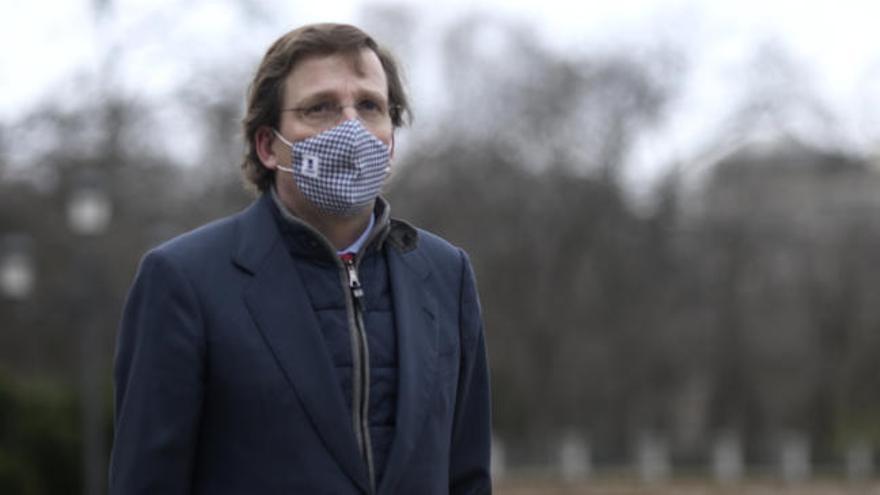 El alcalde de Madrid, en contra de las manifestaciones del 8M por el riesgo de contagios