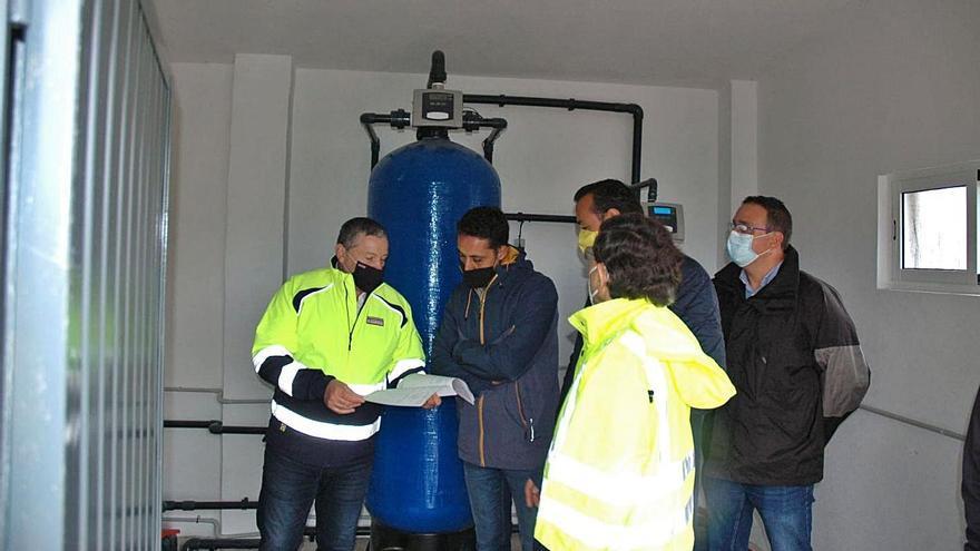 """Arcillera: agua potable tras 46 meses de """"garrafón"""""""