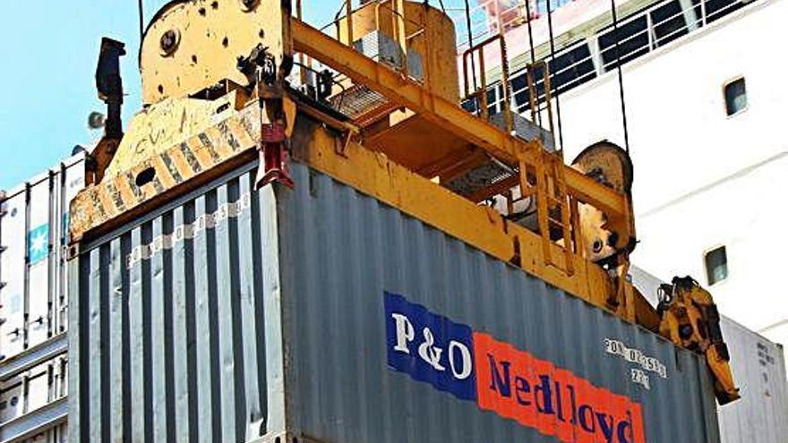 Examen ambiental para la terminal  de contenedores