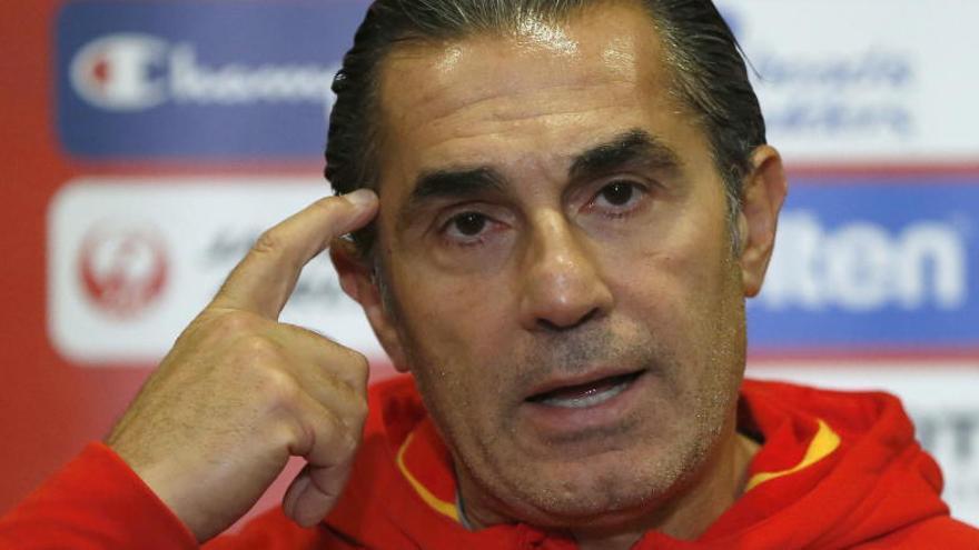 Sergio Scariolo, a punto de firmar la renovación como seleccionador