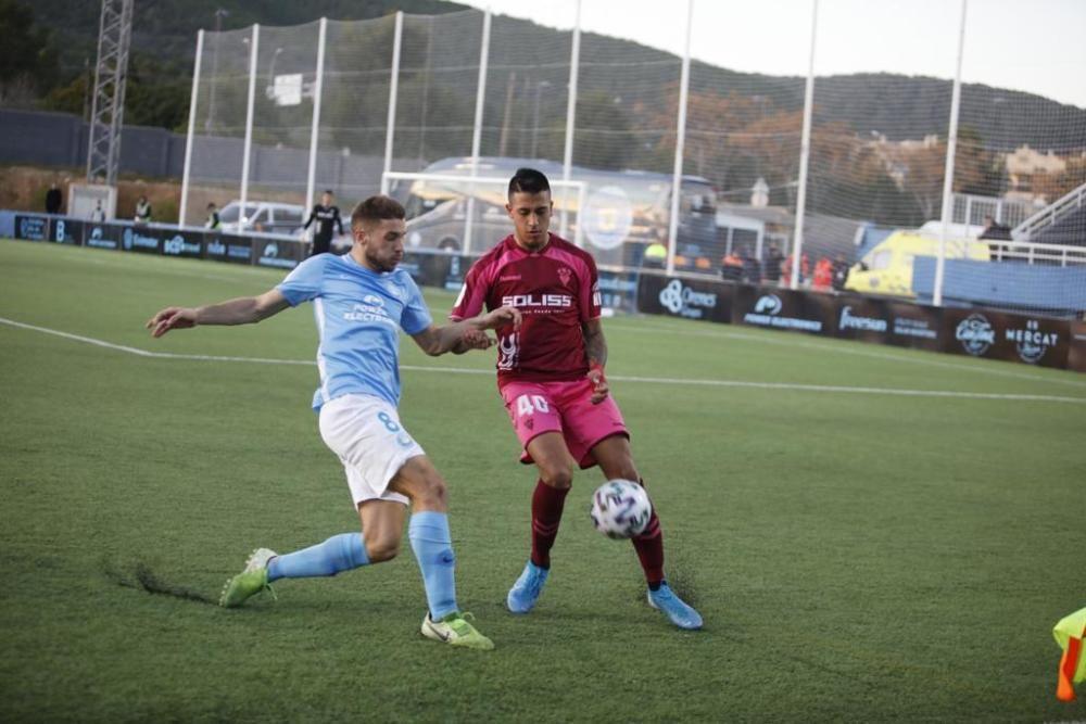 Partido de Copa del Rey UD Ibiza - Albacete