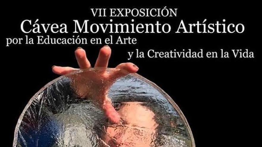 La galería Arte Joven acoge la exposición 'Respira' del Movimiento Cavea
