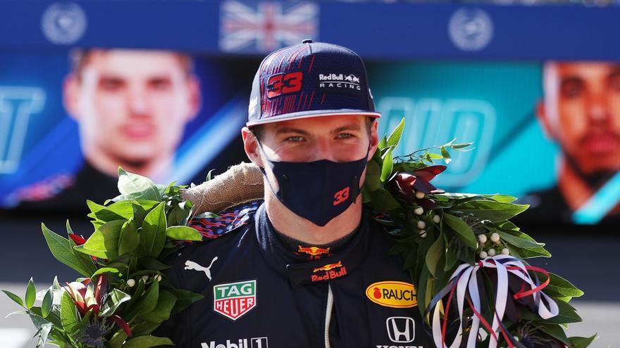 Así queda la parrilla de salida de F1 para el GP de Gran Bretaña