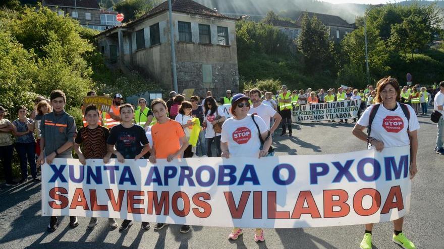La entrada en vigor del PXOM de Vilaboa, más cerca