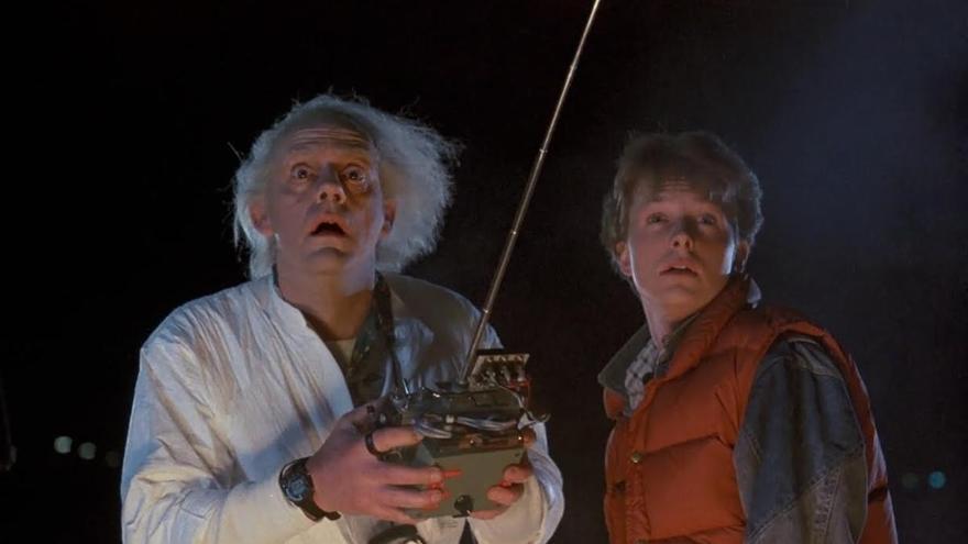 'Regreso al futuro' celebra sus 35 años con su trilogía remasterizada en 4K UHD