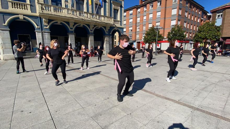 Un baile contra el cáncer de mama