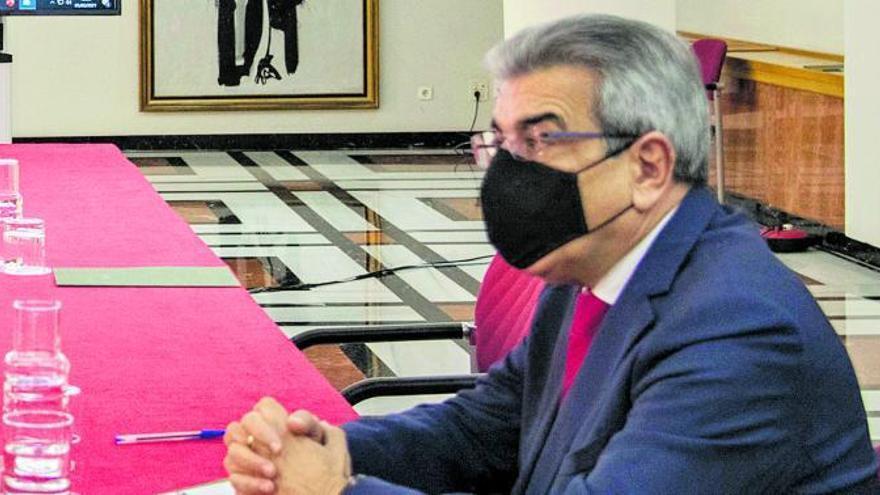Canarias busca 'grietas' en la ley de subvenciones para acelerar las ayudas