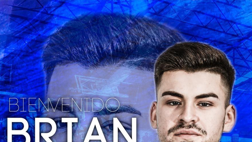 Brian Niebla, primer fichaje del Atlético Benavente