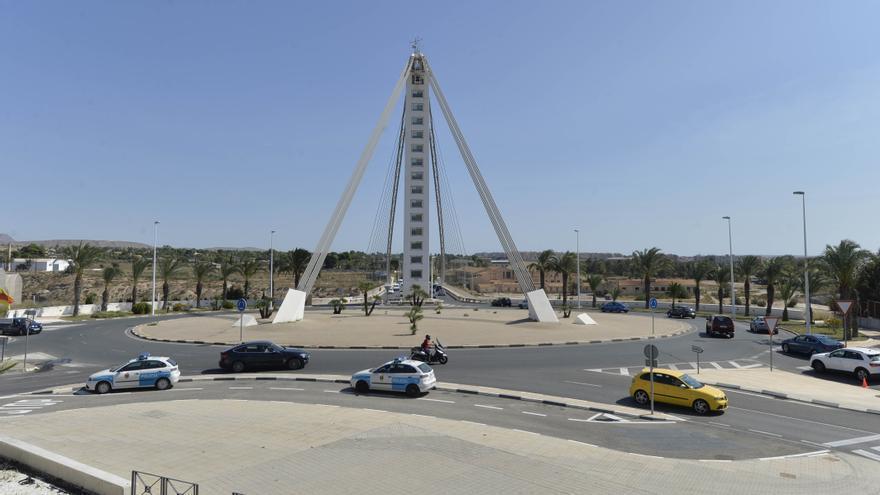 Elche renovará el tablero del puente del Bimil.lenari para mejorar la seguridad