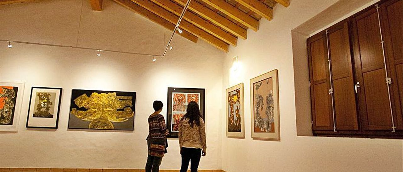 Interior del museo Antonio Ferri, en una imagen de archivo.   PERALES IBORRA