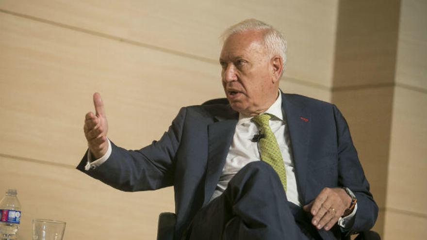 """José Manuel García-Margallo: """"Vox va a crecer, y especialmente en la Comunidad Valenciana"""""""