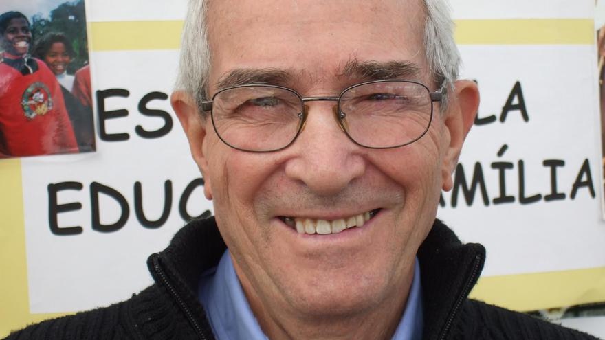 Mor l'exjesuïta manresà Domènec Cucurella, president de Justícia i Pau