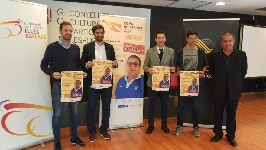 Más de 220 ciclistas competirán en el Nacional de Ómnium y la Copa de España
