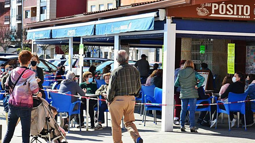 Moaña concluye las bases para el reparto de 100.000 euros en ayudas a la hostelería