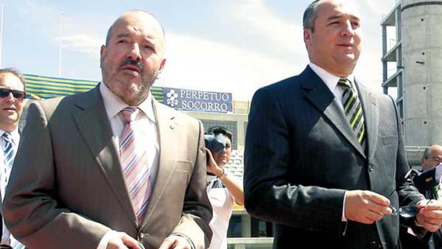 La UD y el Tenerife se repartirán la taquilla del derbi