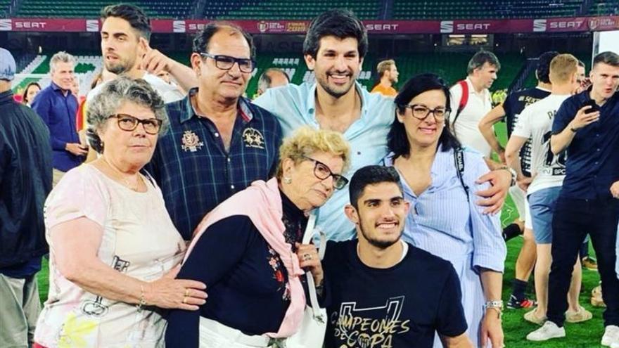 El guiño del padre de Guedes al valencianismo con SUPER