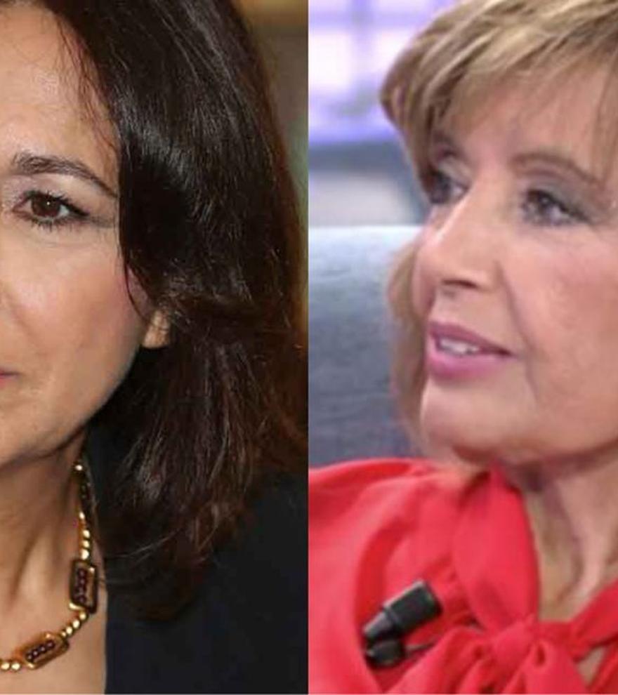 """Isabel Gemio se sincera tras su tensa entrevista con María Teresa Campos: """"Fue un desastre"""""""