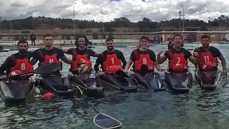 El Kayak Polo da el salto al nacional