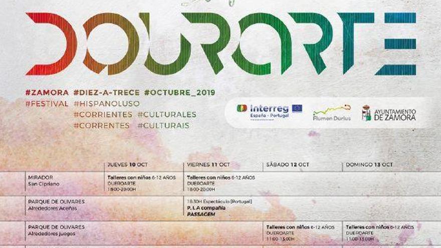 Dourarte: un acercamiento a la cultura hispanoportuguesa