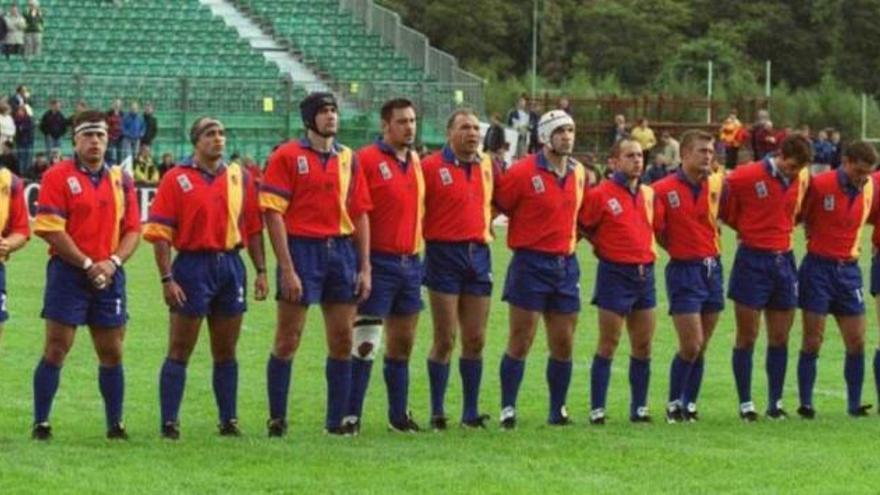 Revive la gesta de la selección española de rugby en Murrayfield 1998