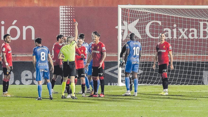 Mallorca-Fuenlabrada: Una derrota ganada a pulso