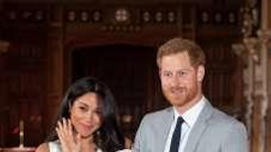 Enrique y Meghan dejarán de representar a la corona británica el 31 de marzo