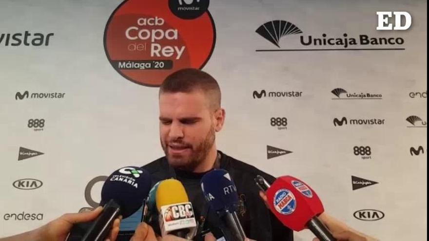 """Georgios Bogris: """"Todos los jugadores están concentrados en ganar"""""""