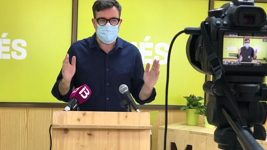 Més dejará de ser el viernes una coalición para convertirse en partido político
