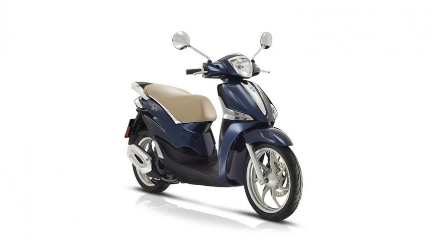 Las 10 motos más vendidas en diciembre en España