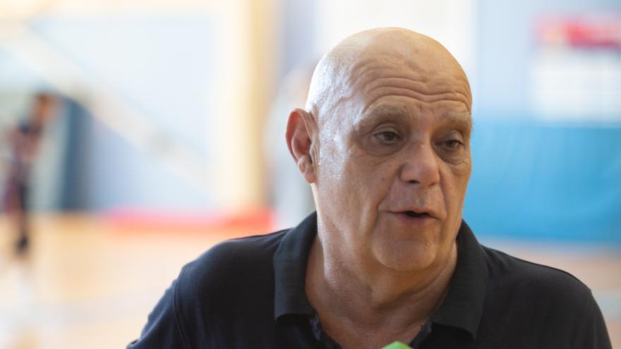 Luto en la UD Ibiza-Ushuaïa Volley por el fallecimiento de su exentrenador Piero Molducci
